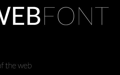 What are Web Fonts?